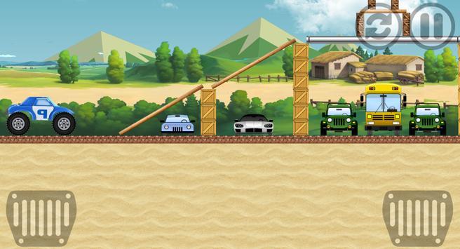 ♛ Adventure Free Game Rabo the Car POLICE ♛ screenshot 3