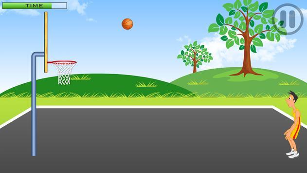 Street Basketball apk screenshot
