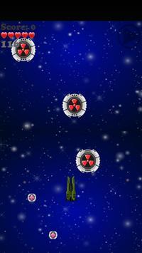 Spaceship Strike apk screenshot