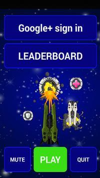 Spaceship Strike poster