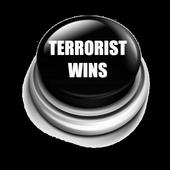 TERRORIST WINS Button icon