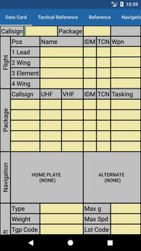 BMS Kneeboard and Planner screenshot 2