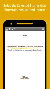 Nathaniel Hawthorne LITE screenshot 1