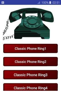 Classic Phones Ringtones apk screenshot