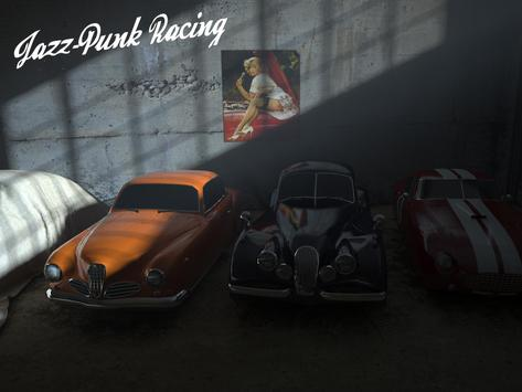 Jazz-Punk Racing screenshot 1