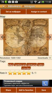 HD Wallpapers Oldtime Antique apk screenshot
