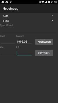 Oldtimerportal Uploader screenshot 1