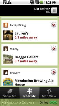 Mendocino County apk screenshot