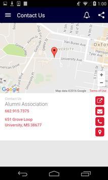 Ole Miss Alumni apk screenshot