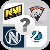 eSports Teams Logo Quiz icon