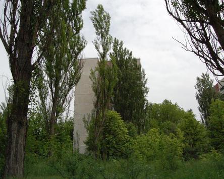Ghost City Chernobil Wallpaper Theme screenshot 3