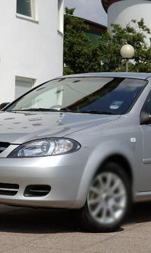 Jigsaw Puzzle Chevrolet Lacetti poster