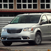 Jigsaw Puzzle Chrysler Town icon