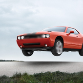 Jigsaw Puzzle Dodge Challenger icon