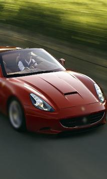 Jigsaw Puzzle Ferrari California screenshot 1