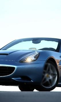 Jigsaw Puzzle Ferrari California screenshot 2