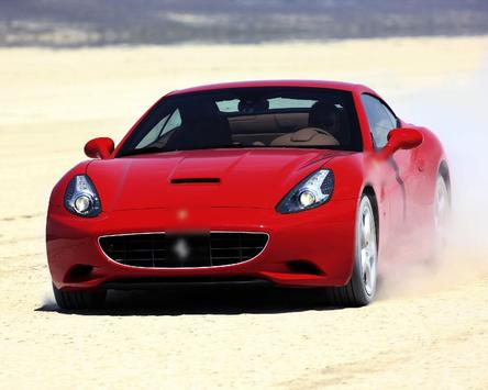 Jigsaw Puzzle Ferrari California screenshot 4