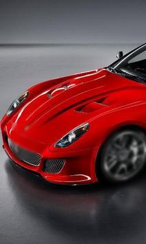 Jigsaw Puzzle Ferrari F599GTO apk screenshot