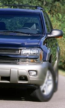 Jigsaw Puzzles Chevrolet TrailBlazer screenshot 1