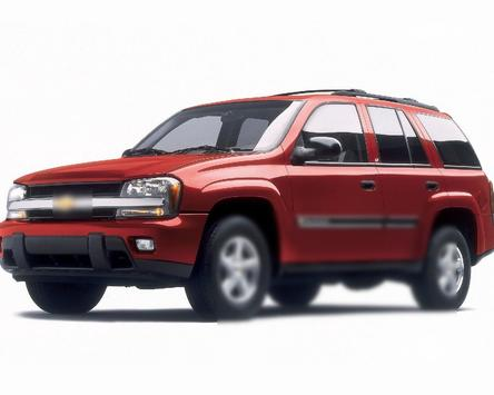 Jigsaw Puzzles Chevrolet TrailBlazer apk screenshot