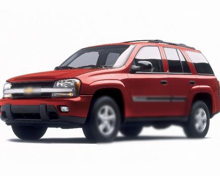 Jigsaw Puzzles Chevrolet TrailBlazer screenshot 3