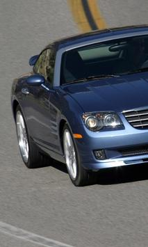 Jigsaw Puzzles Chrysler Crossfire poster