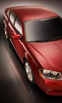 Jigsaw Puzzles Dodge Avenger poster