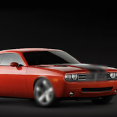 Jigsaw Puzzles Dodge Challenger icon