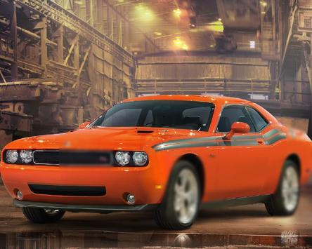 Jigsaw Puzzles Dodge Challenger apk screenshot