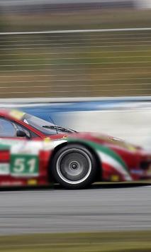 Jigsaw Puzzles Ferrari 458 GTC poster