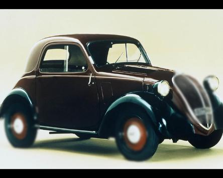 Jigsaw Puzzles Fiat Retro Cars screenshot 3