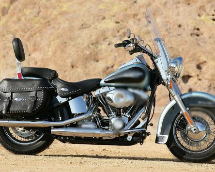 Jigsaw Puzzles Harley Davidson screenshot 3