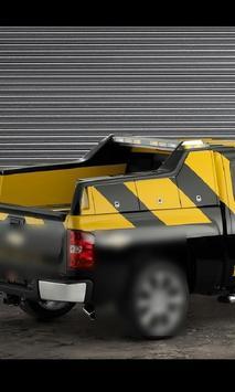New Jigsaw Puzzles Chevrolet Silverado apk screenshot