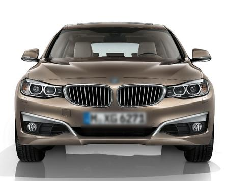 New Jigsaw Puzzles BMW 3 Series GT apk screenshot
