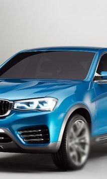 New Jigsaw Puzzles BMW X4 apk screenshot
