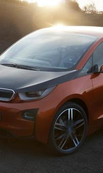 New Jigsaw Puzzles BMW i3 poster