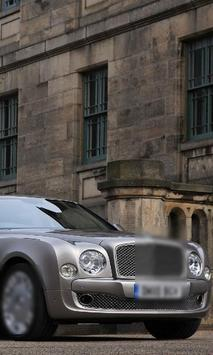 New Jigsaw Puzzles Bentley Mulsanne poster