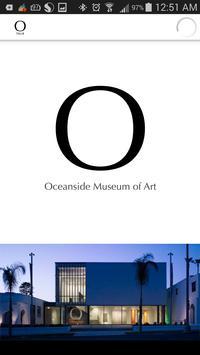 Oceanside Museum of Art poster