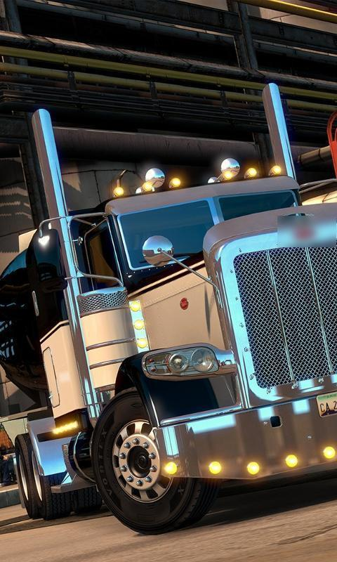 New Wallpapers Peterbilt 379 Trucks Best Themes For Android Apk Download