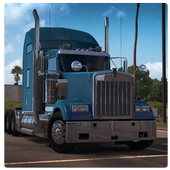 Euro Truck in Long Road 2017 icon