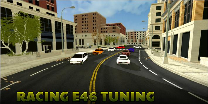 Drift Racing E46 Tuning 2017 poster