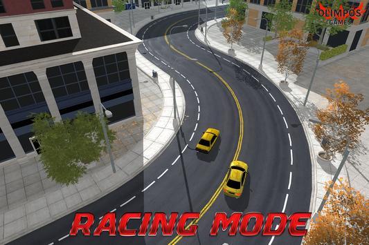 Racing in city tuning 2017 apk screenshot