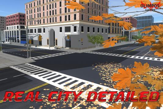 Crime City Drift Simulator apk screenshot