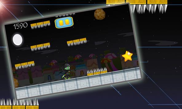 Ninja Frog Jumper screenshot 10