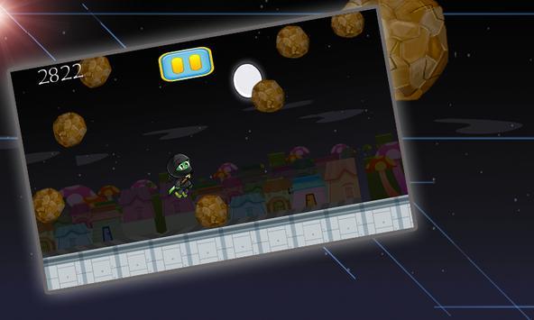 Ninja Frog Jumper screenshot 4