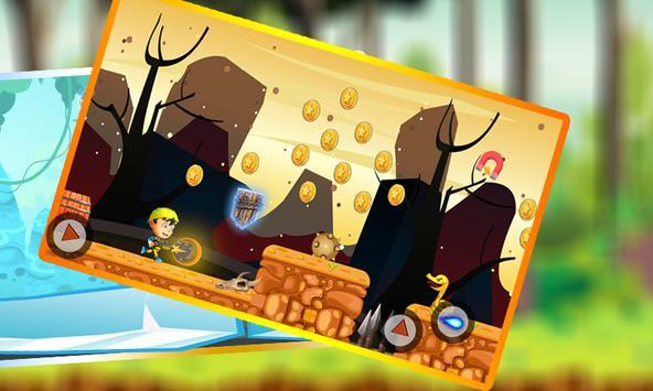 Boboy Adventure Run apk screenshot