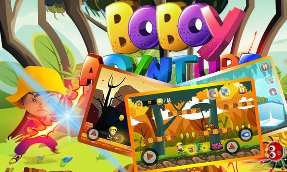 Boboy Adventure Run poster