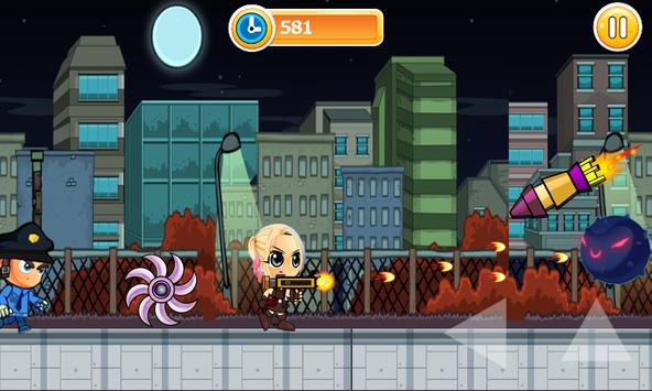 Crazy Girl Mission Escape apk screenshot