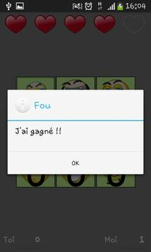 MorpionFou apk screenshot
