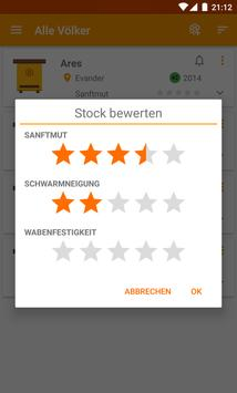 Bienen Tracker apk screenshot